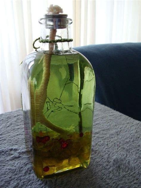 Attractive Bottle Oil Lamps · A Bottle Lamp · Construction