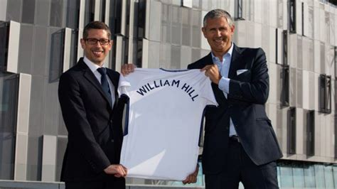 william hill extended contract tottenham gamblerspost