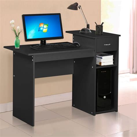 desks for small spaces with storage small spaces home office computer desk with drawers