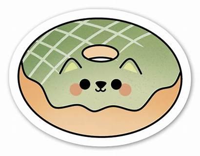 Donut Stickerapp