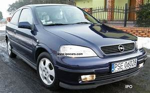 Opel Astra 2001 : 2001 opel astra car photo and specs ~ Gottalentnigeria.com Avis de Voitures