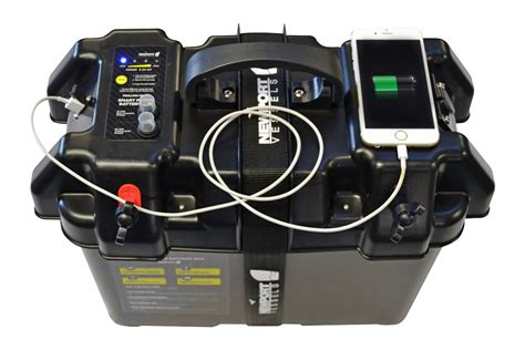 Boat Battery Box With Charger by Reviews Of The Best Marine Battery Discount Marine Batteries