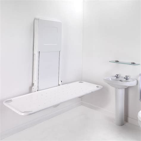 smirthwaite easi lift wall mounted height adjustable shower stretcher