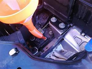 How To Change The Automatic Transmission Oil On Volvo S80