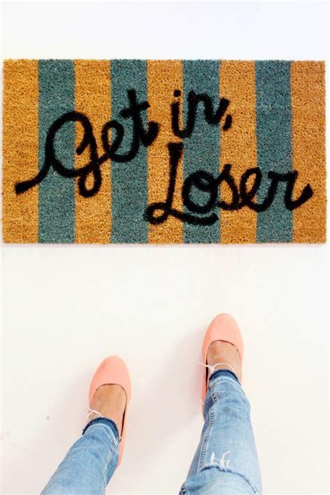 doormat meaning in diy doormats a joyful riot