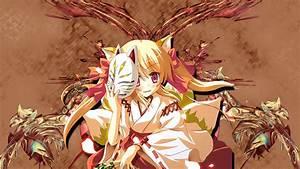 Kitsune Girl by siles1991 on DeviantArt
