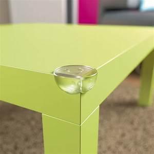 Protection Table En Verre Leroy Merlin : lot de 4 protections d angle transparent standers leroy merlin ~ Melissatoandfro.com Idées de Décoration