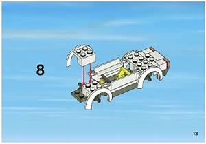 Lego 3661 Bank  U0026 Money Transfer Instructions  City