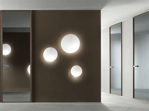 modern interior glass doors spin by rimadesio digsdigs