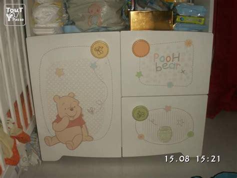 décoration winnie l ourson chambre de bébé peinture chambre bébé winnie l ourson idées de