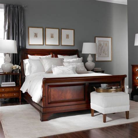 paint color for furniture woods grey master bedroom paint color is benjamin 1574 rushing river lovely cherry wood