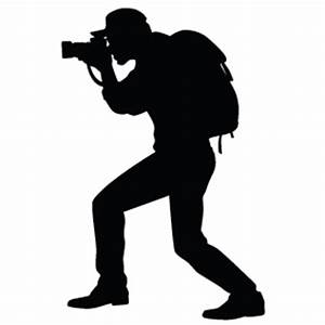 Photographer Silhouette | Silhouette of Photographer