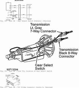 47-58    Auto Trans Diagnosis - Aw4    1984