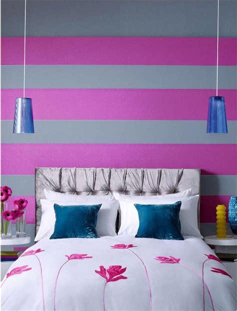 trendy bedrooms  geometric wallpaper designs home design lover