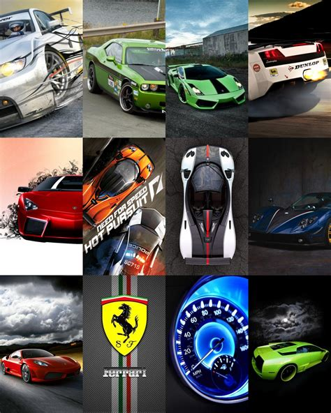 Cars Wallpapers 240x400