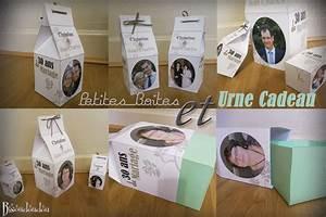 Cadeau 50 Ans De Mariage Parents : urne cadeau bis do bisoudoudou ~ Melissatoandfro.com Idées de Décoration