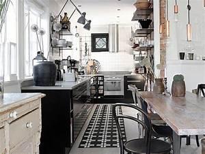tapis de cuisine la nouvelle tendance deco femmes de With nouvelle tendance deco cuisine
