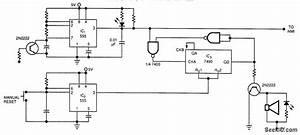 Watchdog Timer Alarm - Control Circuit