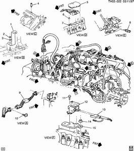 1997 Chevy Blazer Ignition Wiring Diagram