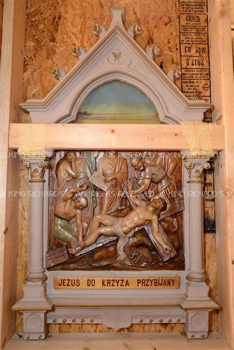 antique stations   cross vintage gothic daprato