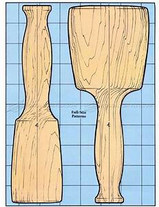 Wooden Mallet Plans • WoodArchivist