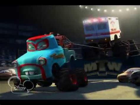 mater monster truck videos monster truck mater cars toon preview youtube