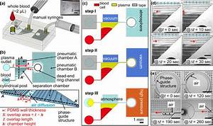 Schematics Of The Proposed Device   A  Overview Of The