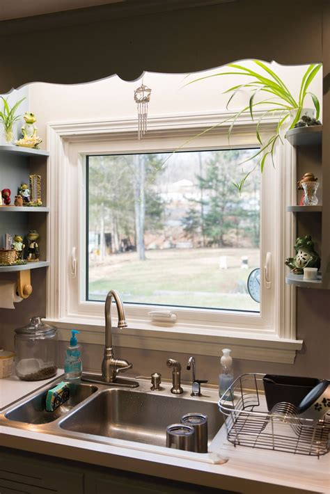 clean    awning window   kitchen sink modern kitchen sinks awning windows