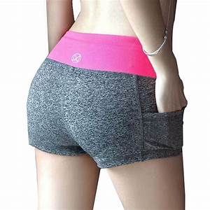 S-XL Women Summer Shorts Casual Womenu0026#39;s Fitness Hot Shorts ...