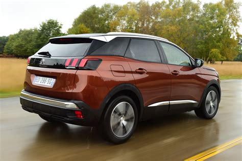 Peugeot 3008 Picture by New Peugeot 3008 2016 Uk Review Pictures Auto Express