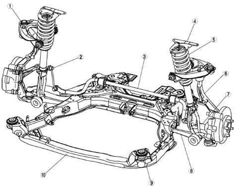 4 best images of 1999 chevy tahoe parts diagram front