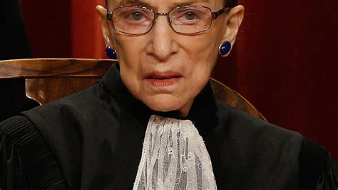 Ruth Bader Ginsburg Had Cancerous Cells Removed During Surgery
