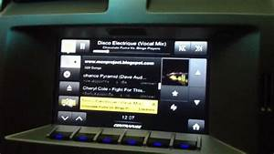 Ford Falcon Xr6 Premium Icc Touch Screen Overlay Centrafuse