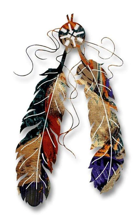 feather wall hanging miscellaneous   home