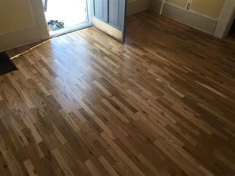 hardwood floors boise downtown boise red oak white oak refinish using uv finish a max hardwood flooring