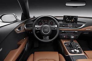 2015 Audi A7 Interior | Car Interior Design