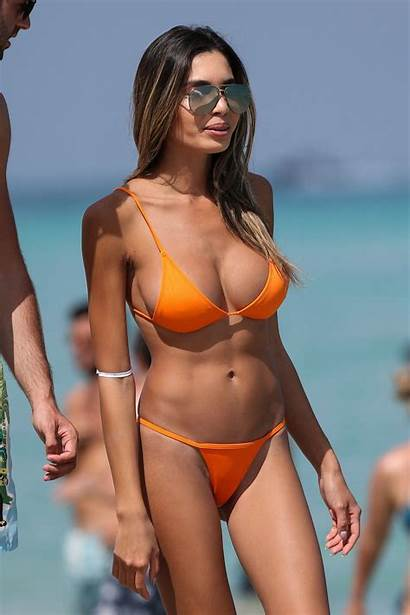 Bikini Jasmine Beach Tosh Orange Miami Naked