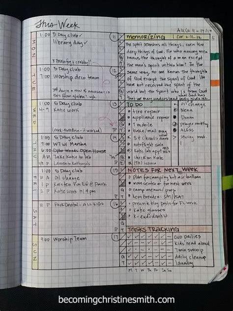 super easy diy planner  images diy planner