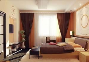 rideaux chambre adulte design d39interieur chic en 50 idees With deco rideaux salon design