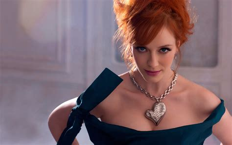 Christina Hendricks Wallpapers, Pictures, Images