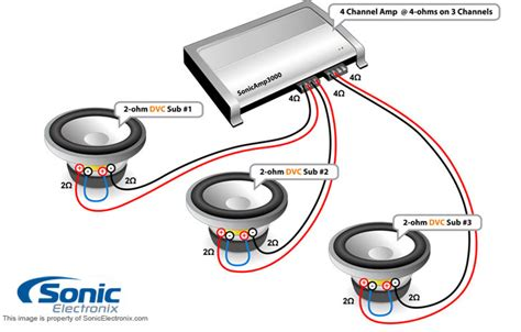 Car Subwoofer Wiring Rules