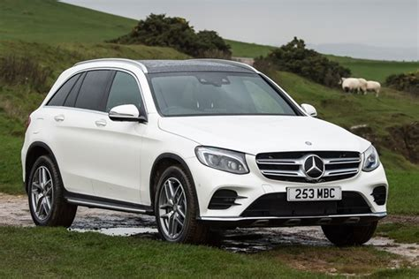 Modifikasi Mercedes Glc Class by Mercedes Glc Class 4x4 From 2015 Used Prices Parkers