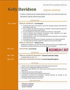 top 6 medical assistant resume templates 2017 With medical assistant resume templates downloads