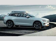 SecondGen Volvo XC90 to Go On Sale in 2015 autoevolution