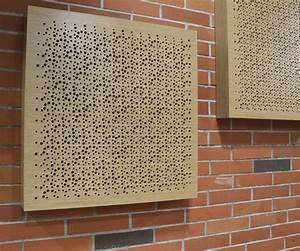 Panneau Isolant Decoratif : dalle acoustique plaque isolant phonique bois panneau mural ~ Premium-room.com Idées de Décoration