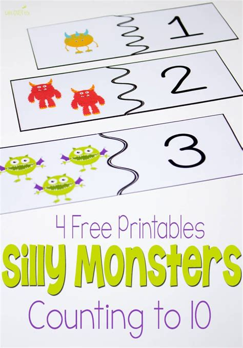 Best 25+ Monster Activities Ideas On Pinterest  Monster Crafts, Halloween Preschool Activities