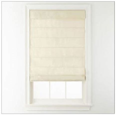 New Jcpenney Home Supreme Cordless Roman Shade Blind