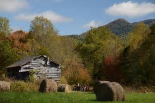 Fall Farm Scenes