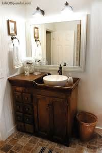 25 best ideas about sink on prim decor primitive country bathrooms and utility
