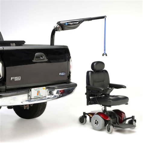 harmar axis ii vehicle wheelchair lift 400 lb capacity